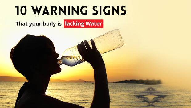 Signs & symptoms of dehydration , 10 Warning signs of dehydrationg signs of dehydration