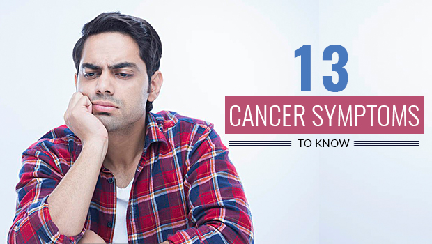 Early signs of cancer
