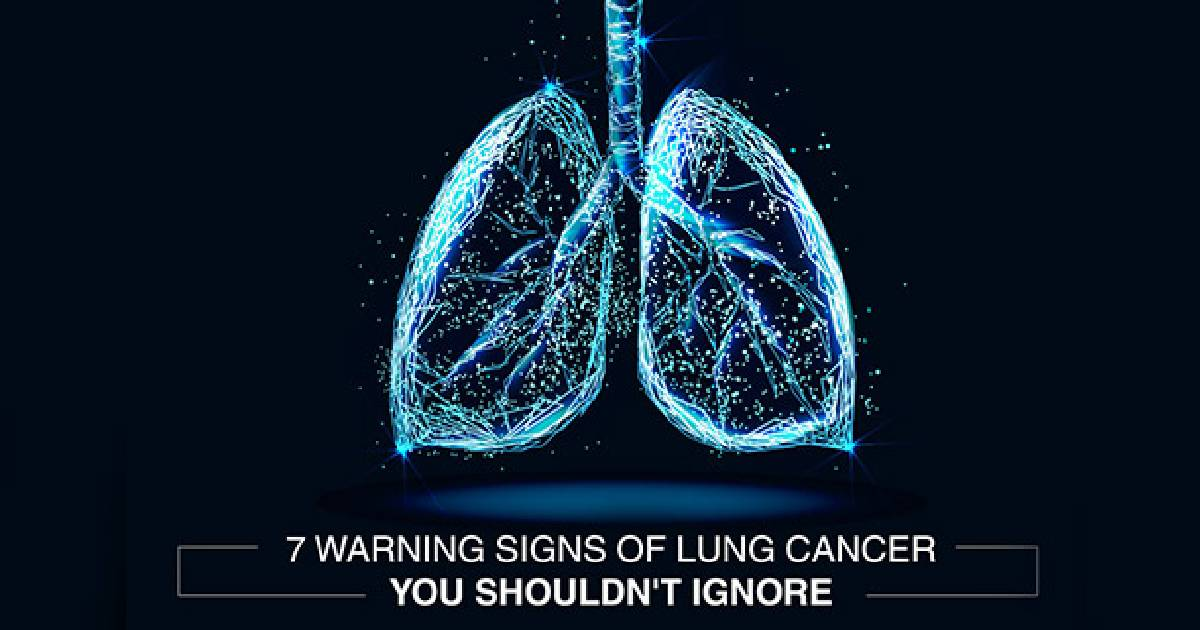 Early signs of lung cancer