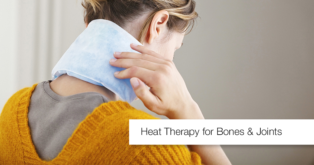 Heat Therapy For Bones And Joints