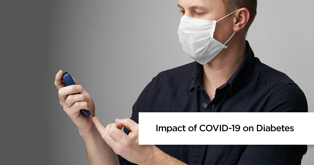 Impact of COVID-19 on People with Diabetes