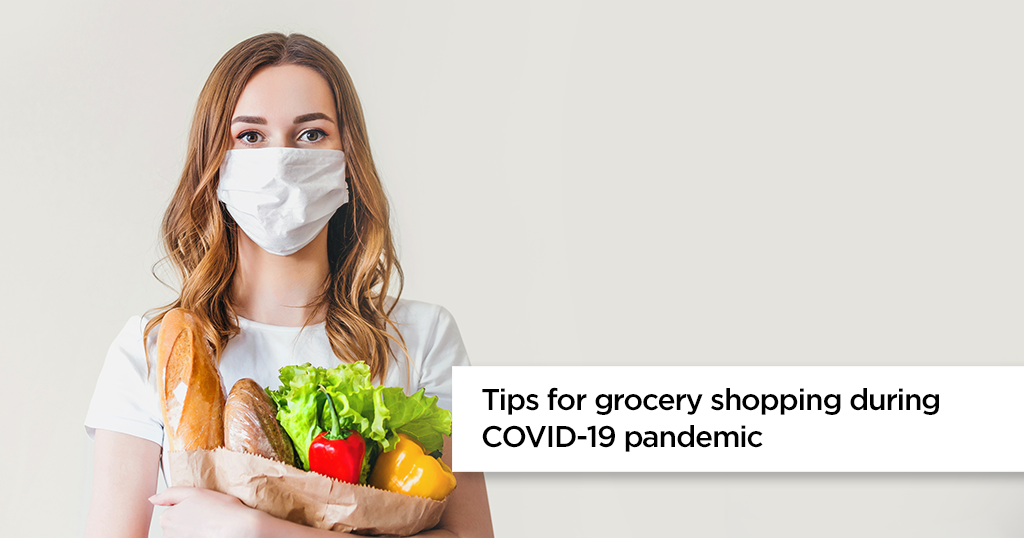 Grocery Shopping Tips During COVID-19