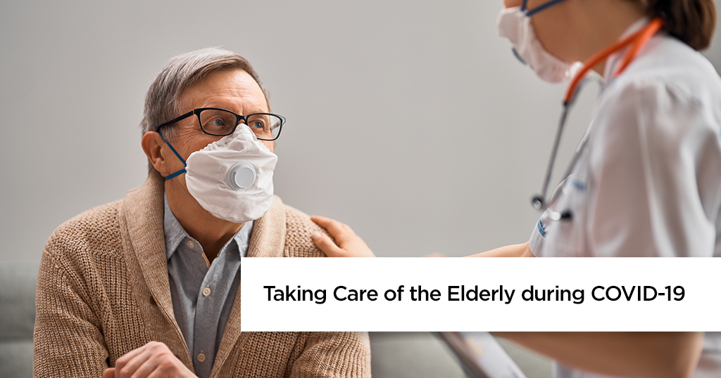 COVID-19 Risk for Elderly People