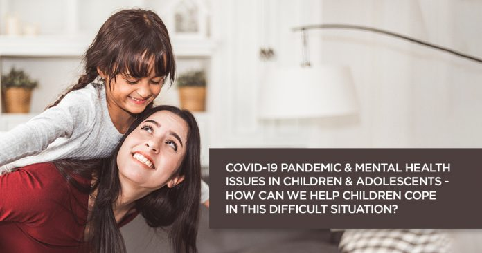 Covid 19 - We Help Children Cope During