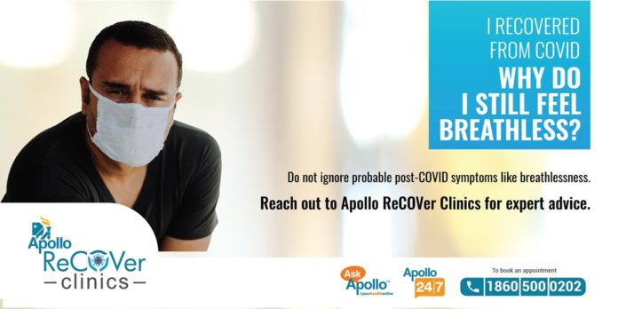 Apollo ReCOVer Clinics For Patients