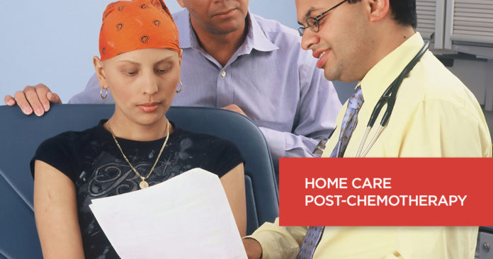 Home Precautions After Chemotherapy