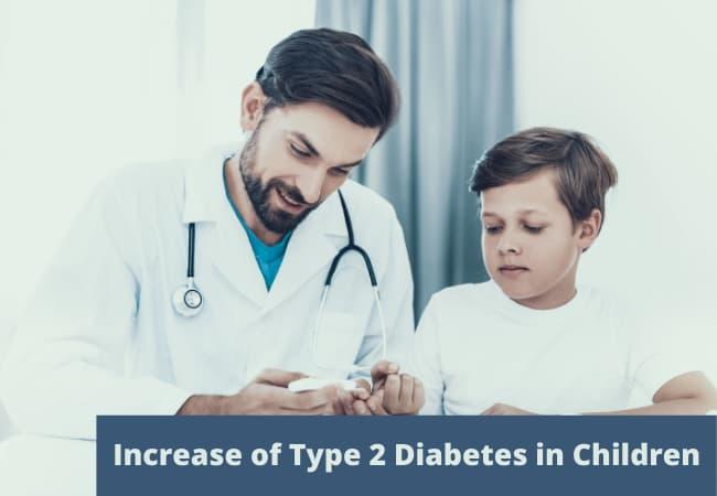 Increase of Type 2 Diabetes in Children
