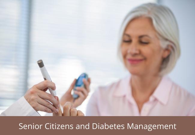 Senior Citizens and Diabetes Management