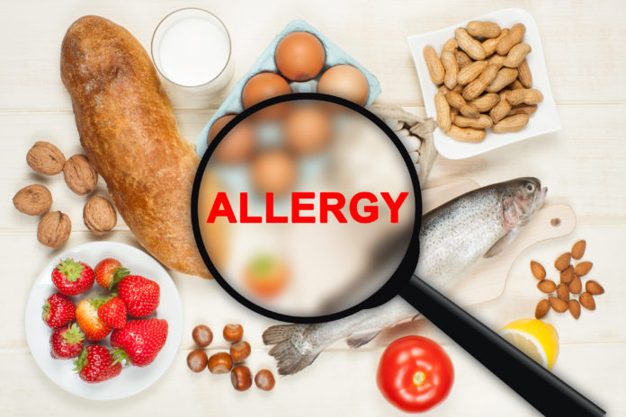 Causes of Food Allergy