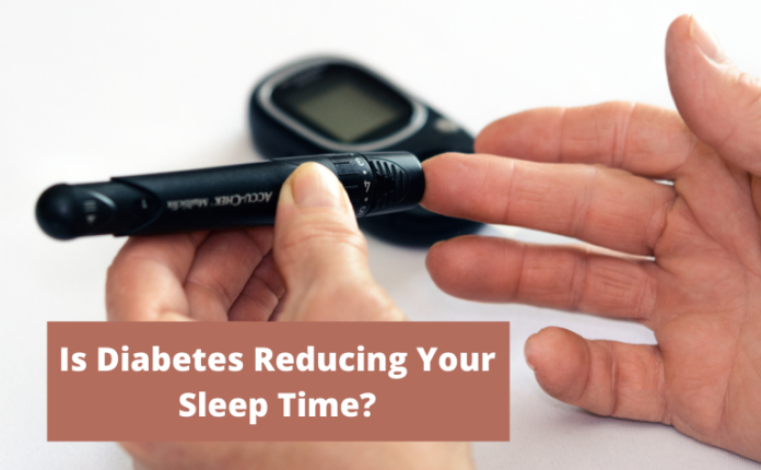 diabetes sleep disorder